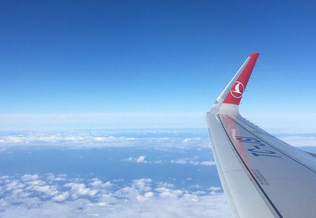 Turkish Airlines vie reilussa kuudessa tunnissa Kappadokiaan