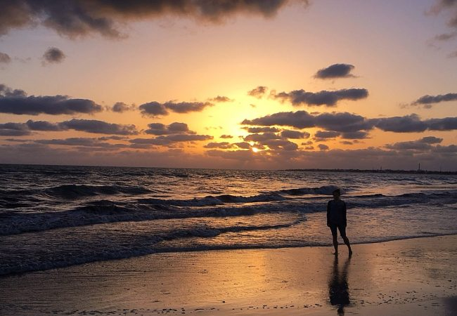 Djerba auringonnoususta auringonlaskuun
