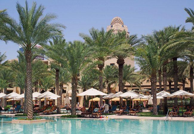 Dubaissa saavuttaa luksuskin uuden tason: One&Only Royal Mirage