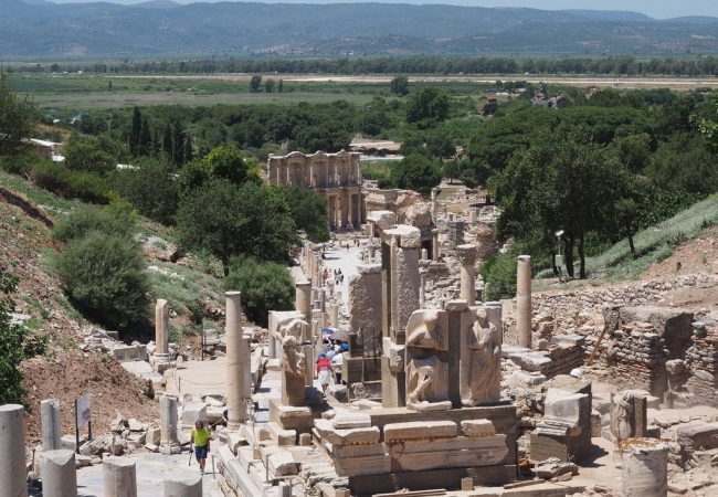 Turkin UNESCO-helmiä: Efesos