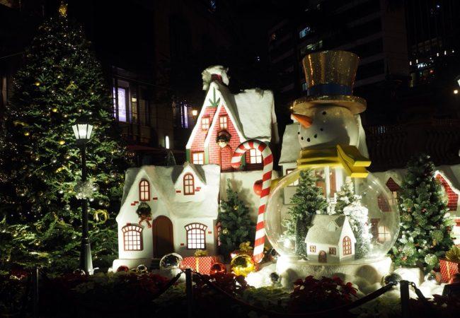 Minä ja Hongkong – ihan kaksin jouluna