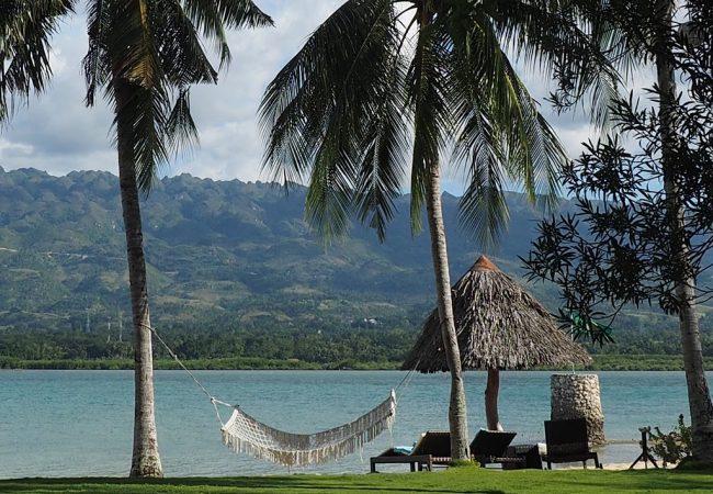 Badian island – luksusresort ja filippiiniläistä kyläelämää