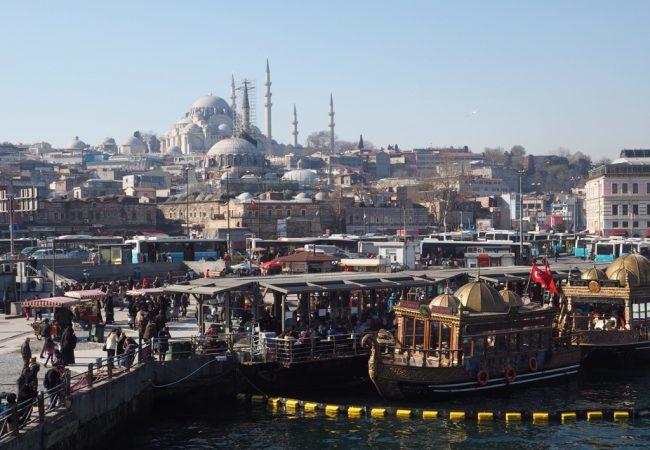 Matka, ei päämäärä. Kymmenen kilometriä Istanbulia