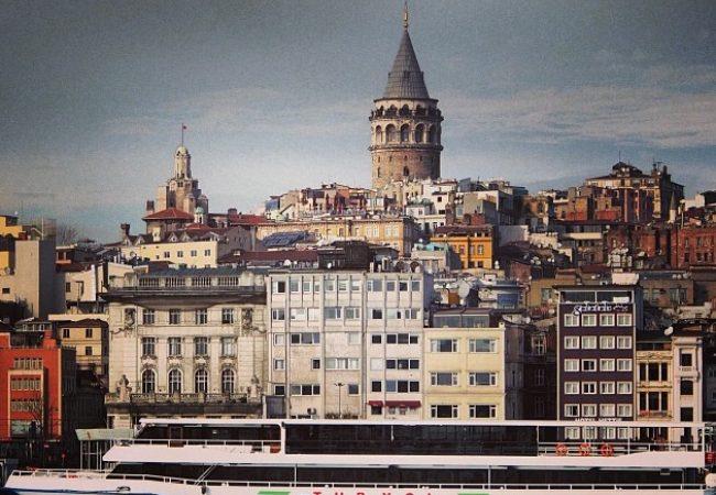 Miksi tulin taas Istanbuliin?