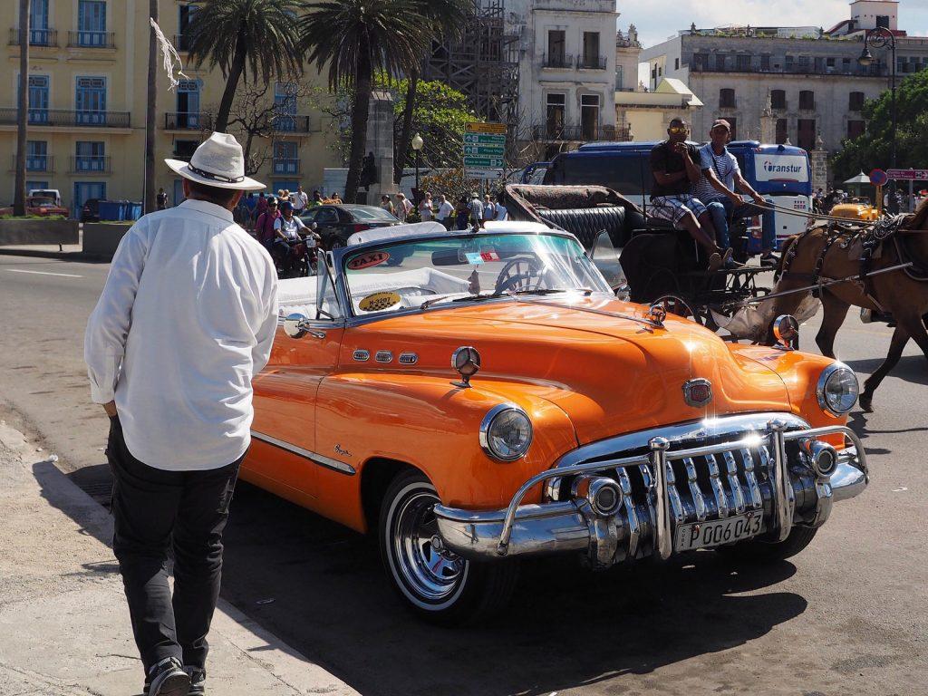 Kokeile Havannassa ainakin kerran: avoauto ja mojito syntysijoillaan