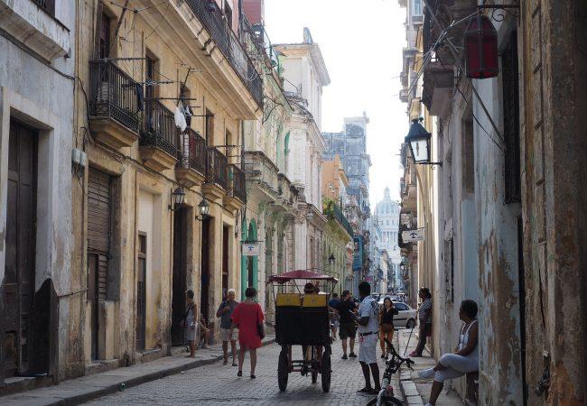 Vanha Havanna – enkö jo pääsisi takaisin?