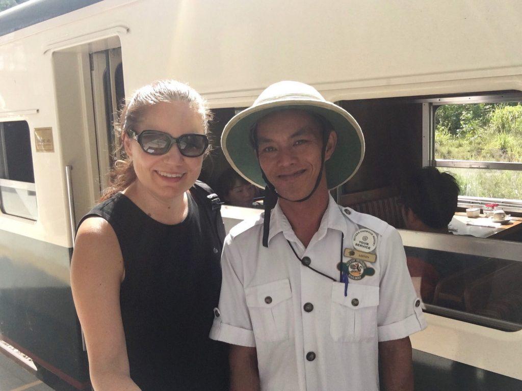 North Borneo Railway – siirtomaa-aikaista höyryjunacharmia