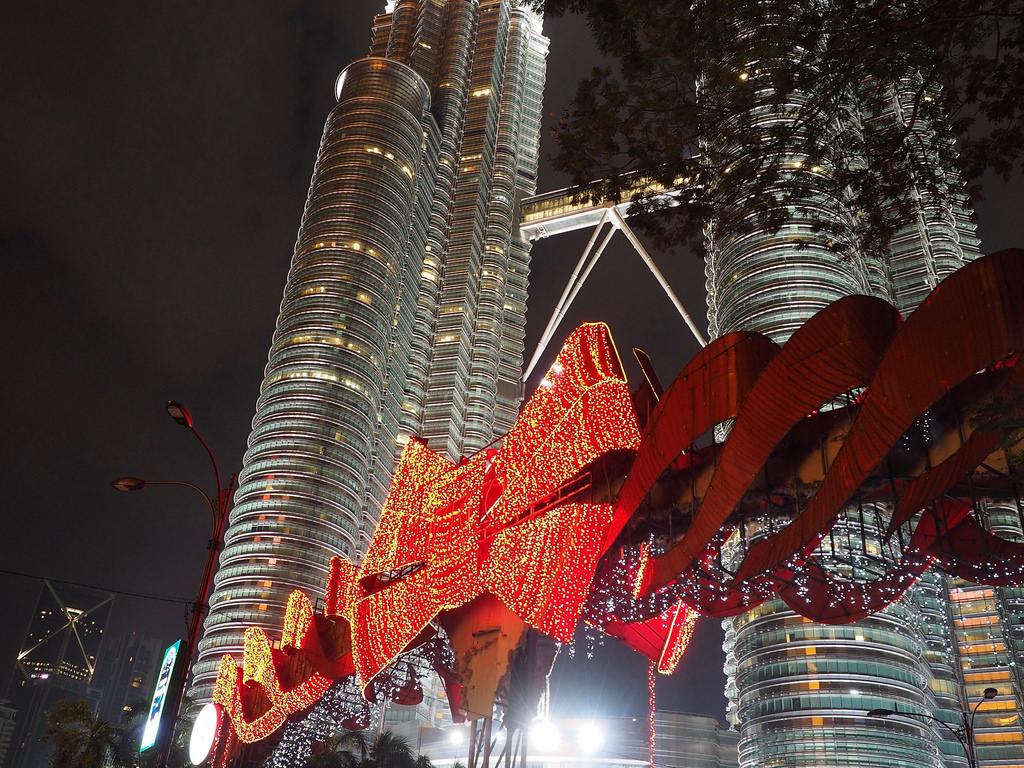 Kuala Lumpur – viikko lomalla turistihommista