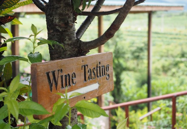 Tiesitkö, että Myanmar on viinimaa?