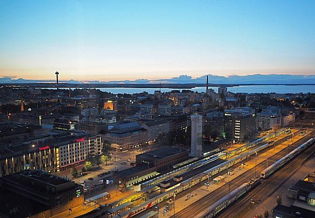 Yksi syksyinen ilta ja yö kanssasi, Tampere