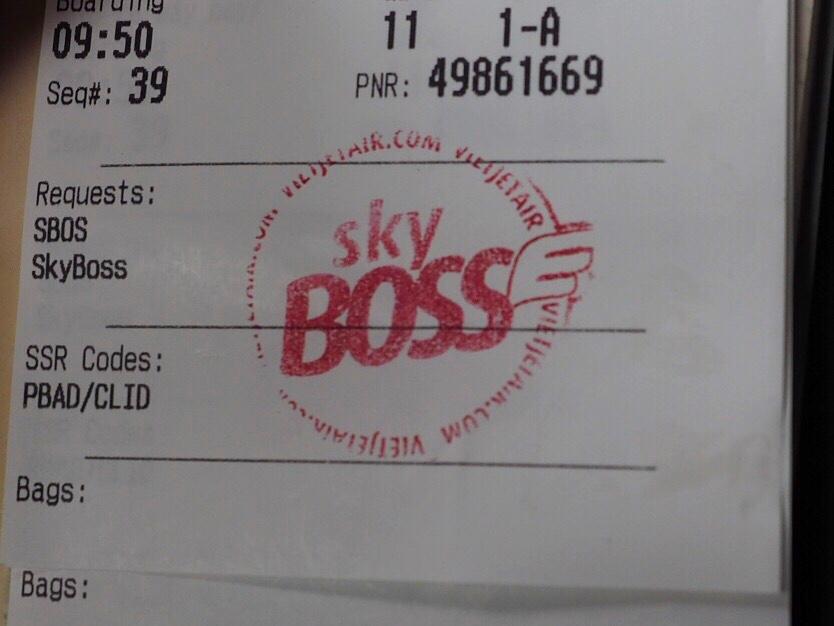 VietJet ja Skyboss – kun haluat lentämisestä hupia