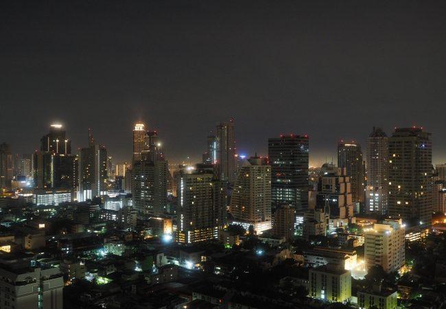 Bangkok, miksi me emme enää kohtaa?