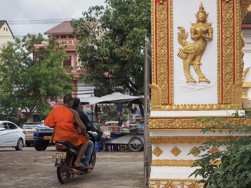 Vientiane – TOP3 nähtävyydet