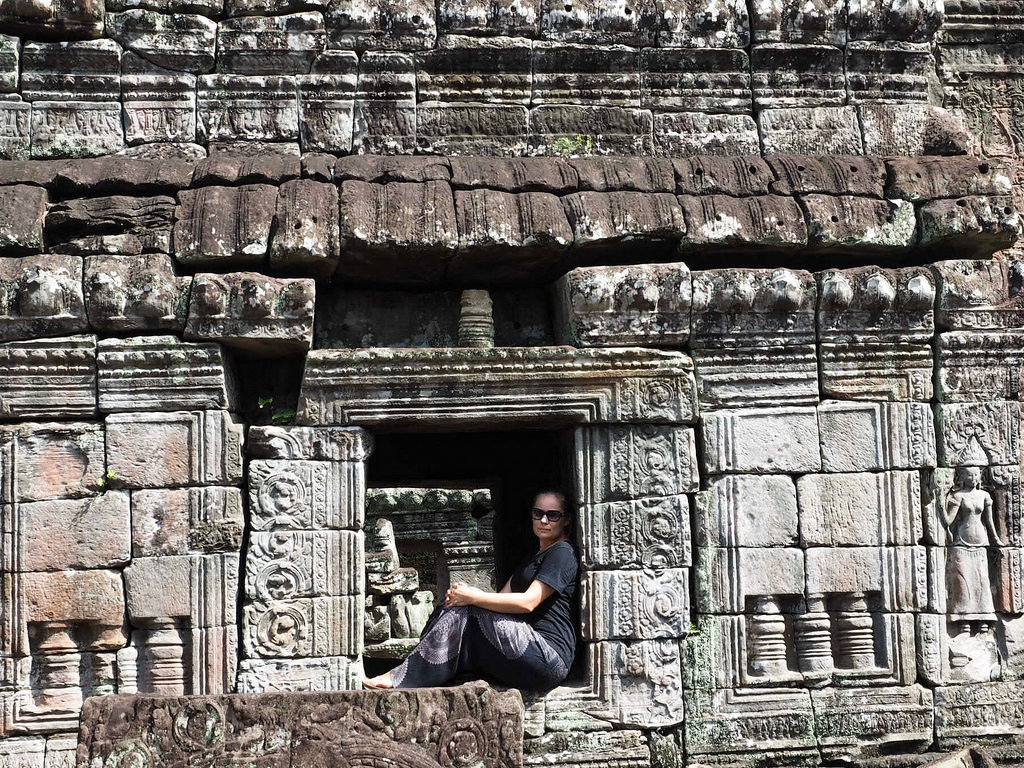 Angkor Wat ja ne vaikuttavammat temppelit