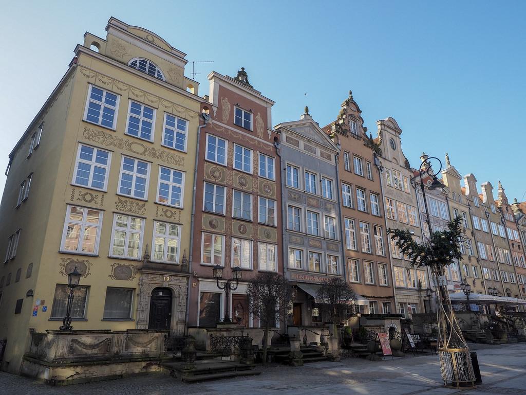 Gdansk on suositeltava minilomakohde