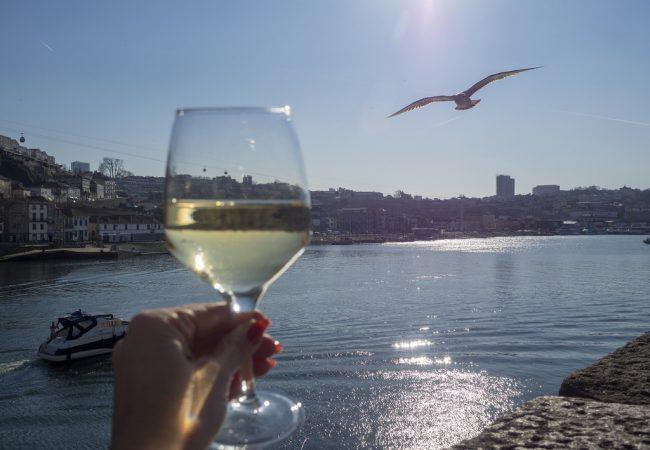 Viikko yksin Portugalissa. Miten oli yksin syömisen laita?