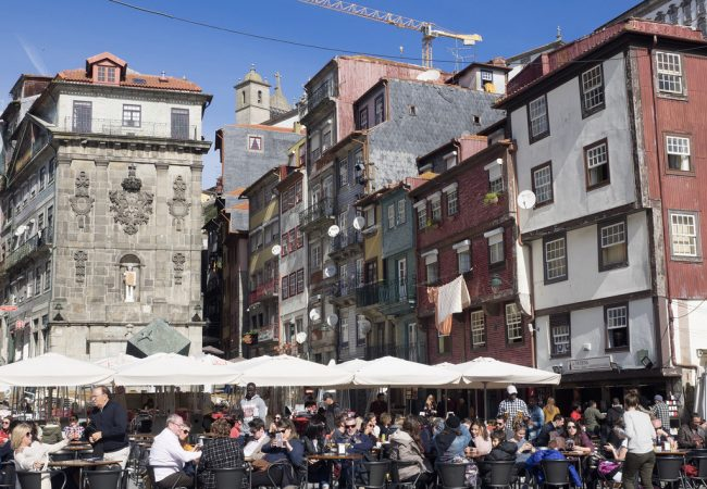 Porto on pohjoisen Portugalin must see -kohde