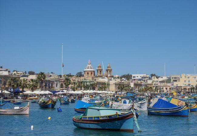 Malta antoi maistiaisen kesästä