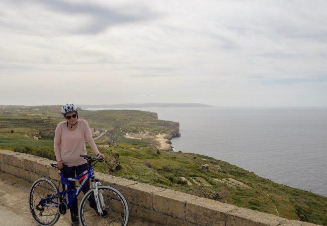 Gozo oli paras kypärä päässä