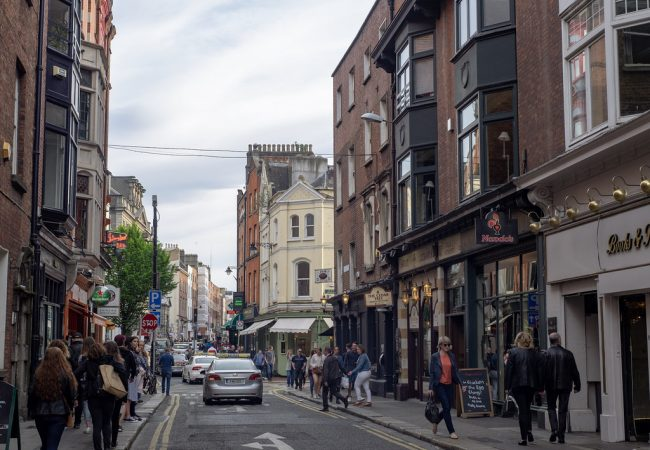Dublin ja minä – kumpi on muuttunut 13 vuodessa?
