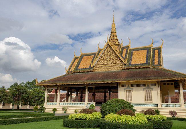 Phnom Penh on uusi Bangkok
