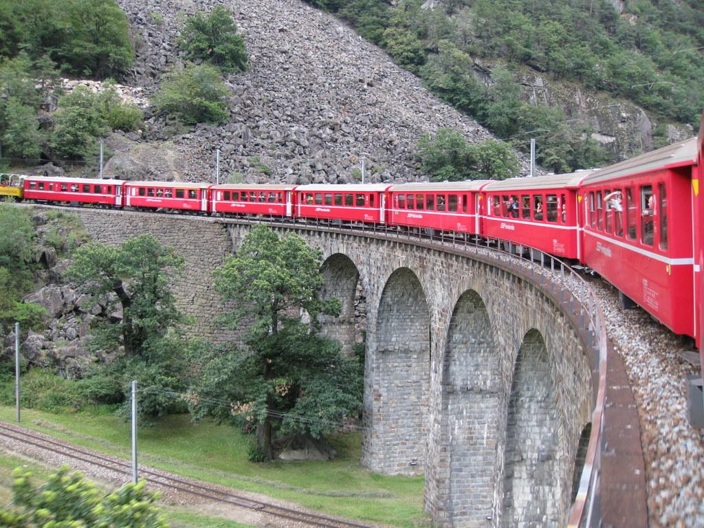 Junailu – taas trendikäs tapa matkustaa