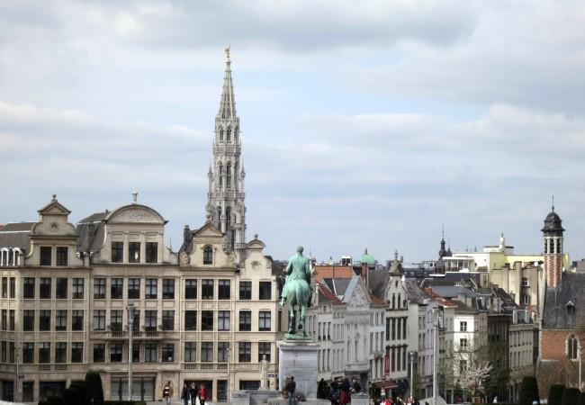 Odotuksiani parempi Bryssel