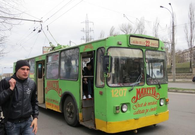 Mennään bussilla (ostoksille)