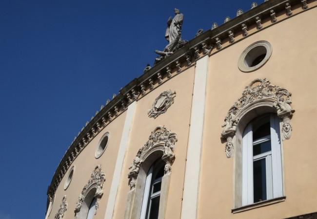 Katse silmien tason yläpuolelle – upeaa arkkitehtuuria Padovassa