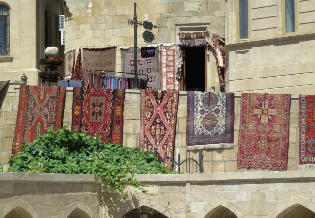 Päällimmäisiä tunnelmia Bakusta