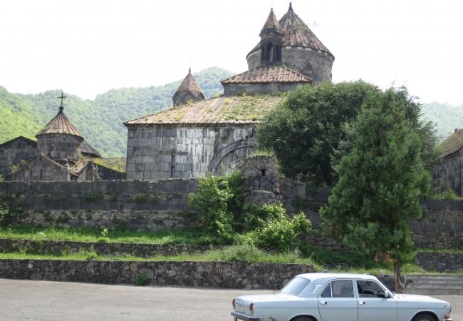 Luostarikierros Lorin alueella Armeniassa – mielettömiä paikkoja