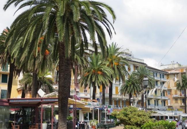 Rapallo – tyylikäs lomakaupunki
