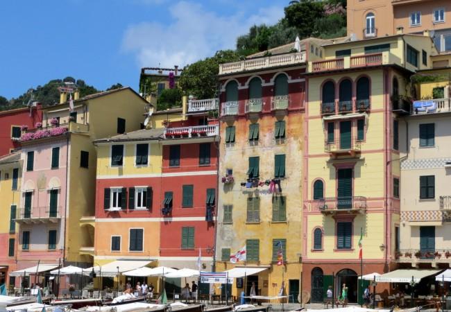 Päivä vesillä Portofinon niemen ympäri