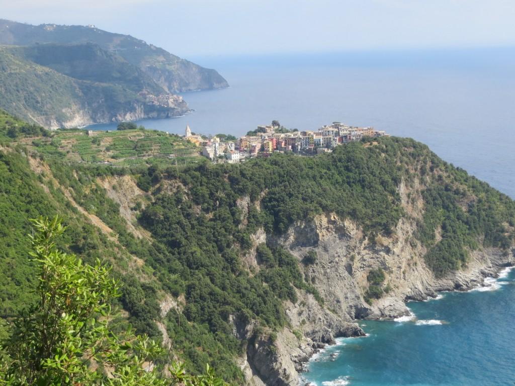 Lupaus täytetty: tulin takaisin Cinque Terreen