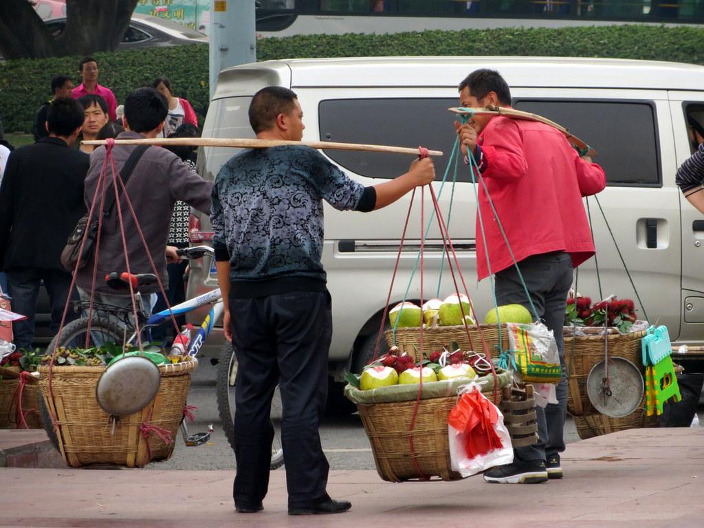 Sumu ei hellitä Chongqingissa