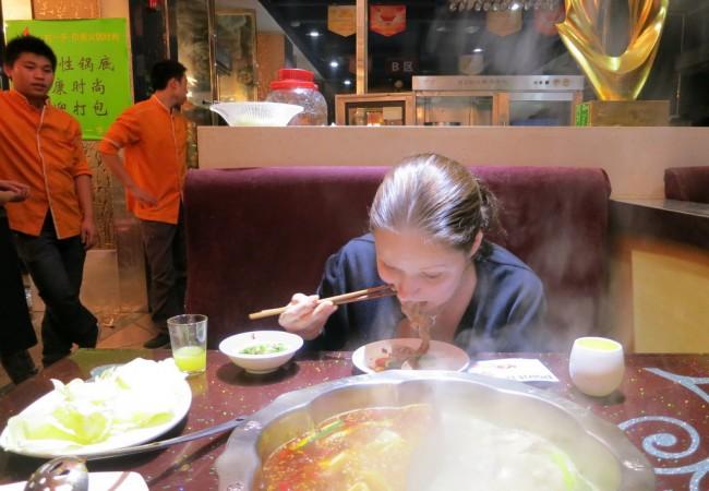 Kun syöminen on seikkailu – ruokamatkalla Kiinassa