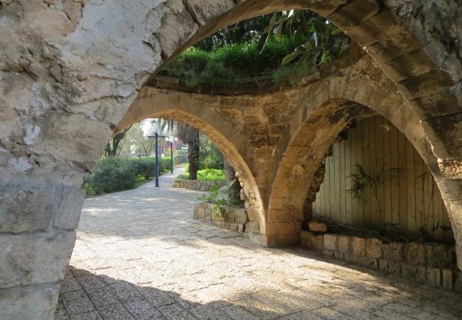Itämaisuutta Jaffassa