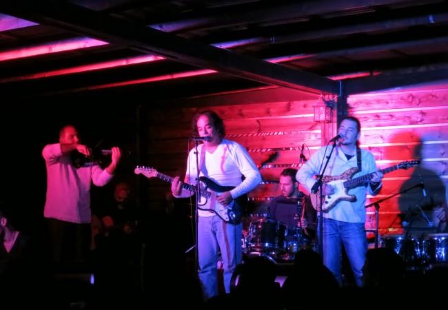 Rock rock! – iltaa viettämässä Shavei Tsiyonissa