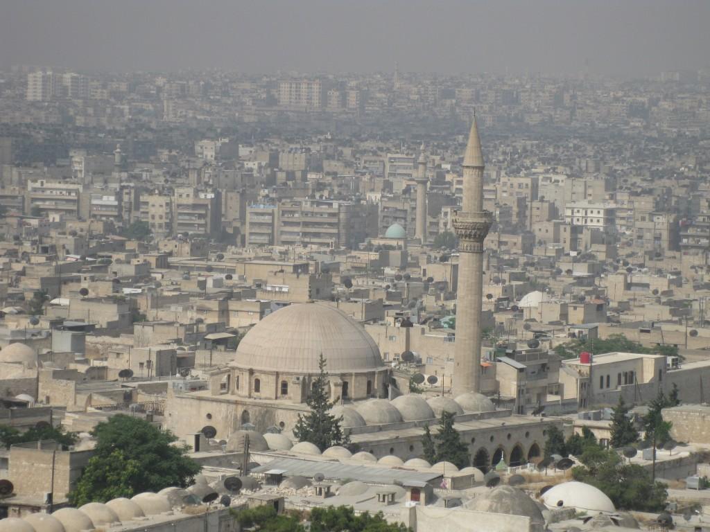 Aleppo (ennen tuhoa)