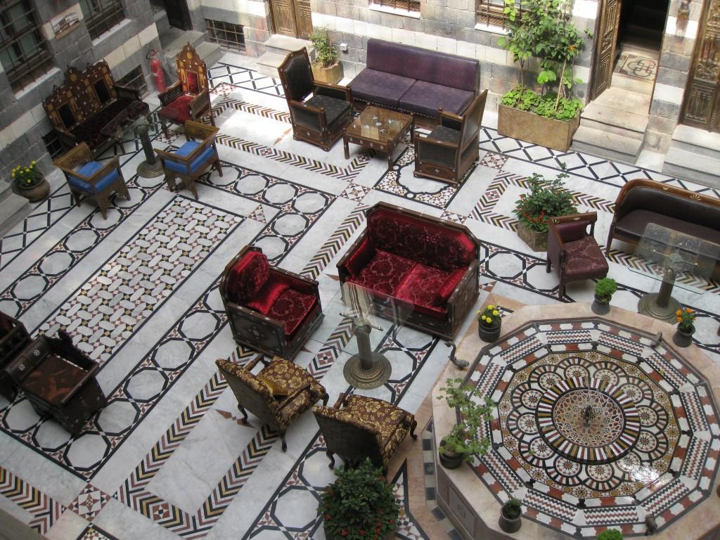 Kuin prinsessa palatsissa – unohtumaton Agenor Damaskoksessa