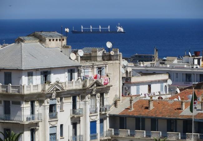 Eurooppalais-arabialainen helmi – Alger