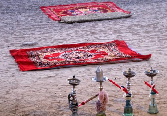 Punaisellamerellä Aqabassa