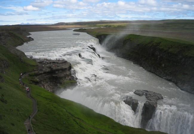 Islannin merkillinen luonto