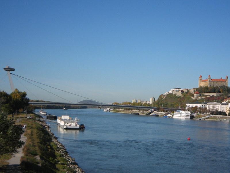 Bratislava ja pikavisiitti Unkariin