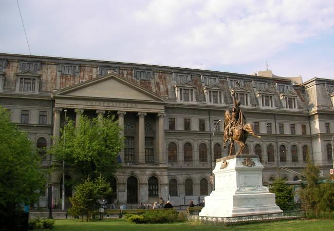 Bukarest ja vähän Draculaa