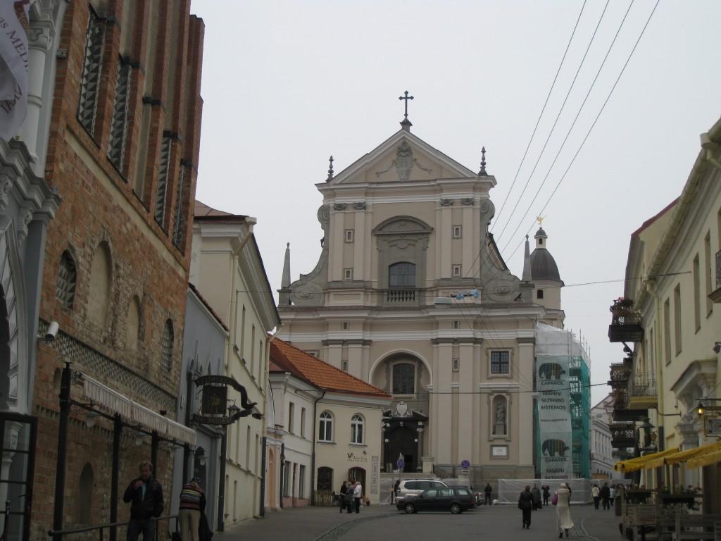 Vilna – täydellinen viikonloppulomakohde