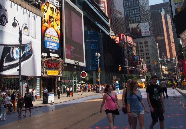 Aina yhtä lumoava, kaoottinen ja yllättävä – New York
