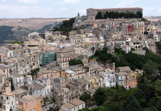 Ragusa – hieno UNESCO-kaupunki