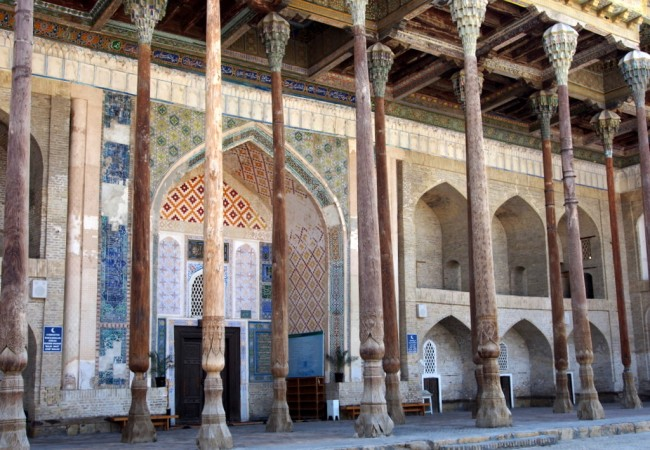 Vaikeasti tavoiteltava – Uzbekistan