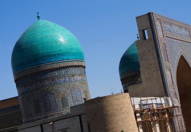 """""""Tuolla on jotain!"""" Historiallista Bukharaa"""